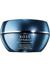 KOSÉ Cell Radiance Produkte Replenish & Renew Moisturizing Cream 40ml Gesichtscreme 40.0 ml