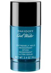 DAVIDOFF - DAVIDOFF Cool Water Man Extremely Mild Deodorant Stick - DEODORANT