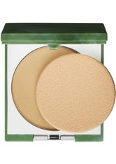 Clinique Superpowder Double Face  Kompaktpuder 10 g Nr. 04 - Matte Honey