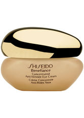 SHISEIDO - Shiseido Benefiance Concentrated Anti-Wrinkle Eye Cream Augencreme 15 ml - AUGENCREME