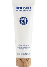 BIRKENSTOCK COSMETICS - Birkenstock Cosmetics Cooling Foot Cream Fußpflege 75 ml - Füße