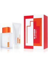 Jil Sander Herrendüfte Sun Men Geschenkset Eau de Toilette Spray 75 ml + Fresh All Over Shampoo 75 ml 1 Stk.