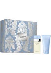 Aktion - Dolce & Gabbana Light Blue Geschenkset (EdT25/SG50) Duftset