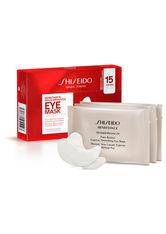 Aktion - Shiseido Benefiance Wrinkle Resist24 Pure Retinol Express Smoothing Eye Mask Set Augenpflegeset