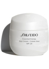Shiseido - Essential Energy Day Cream Spf 20  - Tagescreme - 50 Ml -