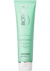 Biotherm Biosource Normale Haut Purifying Foaming Cleanser für normale bis Mischhaut Reinigungsschaum 150.0 ml