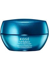 KOSÉ Cell Radiance Rice Balm Complex Multi-Purpose Hydrating Cream 40 ml Gesichtscreme