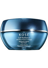 KOSÉ Cell Radiance Produkte Replenish & Renew Day Cream LSF15 40ml All-in-One Pflege 40.0 ml
