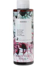 KORRES - KORRES Reinigung & Pflege Jasmine 250 ml Duschgel 250.0 ml - DUSCHEN & BADEN