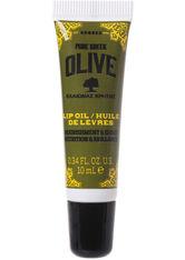 KORRES - Korres Pure Greek Olive  Lippenöl  10 ml NO_COLOR - LIPPENÖL