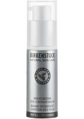 BIRKENSTOCK COSMETICS - Birkenstock Moisturizing Eye Contour Balm Refill 20 ml Augencreme - AUGENCREME