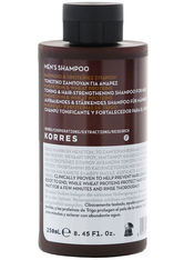 Korres Magnesium & Wheat Proteins Toning & Hair Strengthening Shampoo for Men 250ml