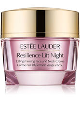 ESTÉE LAUDER - Estée Lauder Pflege Gesichtspflege Resilience Lift Night Lifting/Firming Face and Neck Creme 75 ml - TAGESPFLEGE