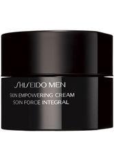 Shiseido Herrenpflege Skin Empowering Cream Gesichtscreme 50.0 ml