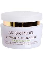 Dr. Grandel Elements of Nature Regeneration 50 ml Gesichtscreme
