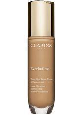 Clarins Everlasting Foundation 30 ml 112.3N sandalwood Flüssige Foundation