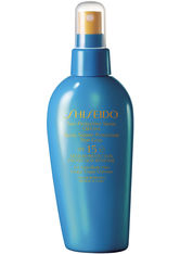 Shiseido Sonnenschutz Sun Care Sun Protection Spray Oil-Free SPF 15 Sonnenspray 150.0 ml