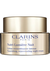 CLARINS - Clarins Nutri-Lumière 60+ Nutri-Lumière Nuit (50ml) - NACHTPFLEGE