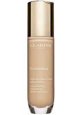 Clarins Everlasting Foundation 30 ml 105N nude Flüssige Foundation