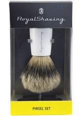 ROYAL SHAVING - Royal Shaving Pinsel Set - RASIER TOOLS