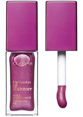 Clarins Lip Comfort Oil Shimmer 7 ml 03 funky raspberry Lippenöl