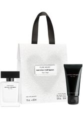 Narciso Rodriguez for her Pure Musc EdP + Bodylotion Duftset 1 Stk