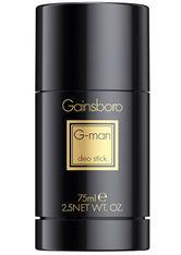 GAINSBORO - Gainsboro Herrendüfte G-Man Deodorant Stick 75 ml - DEODORANT