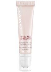 Lancaster Total Age Correction Complete Anti-Aging Eye Cream SPF 15 15 ml Augencreme