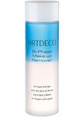 ARTDECO - Artdeco Accessoires Artdeco Accessoires Bi-Phase Make Up Remover Make-up Entferner 125.0 ml - Makeup Entferner