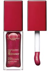 Clarins Lip Comfort Oil Shimmer 7 ml 08 burgundy wine Lippenöl