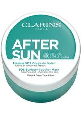 Clarins Masque SOS Coups de Soleil Visage & Corps 100 ml After Sun Gel