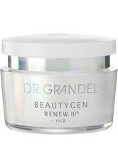 DR. GRANDEL - Dr. Grandel Beautygen Renew III 50 ml Gesichtscreme - Tagespflege