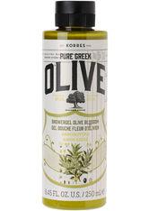 KORRES - KORRES Olive & Olive Blossom Showergel - DUSCHEN & BADEN
