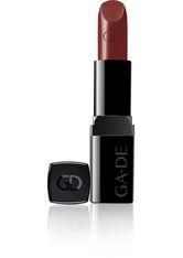 GA-DE True Color Satin Lipstick Lippenstift Nr. 164 - Rusted Earth