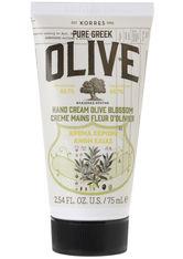 Korres Pflege Körperpflege Olive Hand Cream Olive Blossom 75 ml