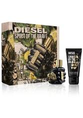 Diesel Spirit of the Brave Eau de Toilette Spray Pour Homme 35 ml + Shower Gel 50 ml 1 Stk. Duftset 1.0 st