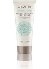 Artdeco Asian Spa Deep Relaxation Deep Exfoliating Foot Scrub 100 ml Fußpeeling