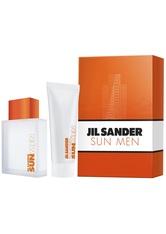 Jil Sander Sun Men Eau de Toilette Spray 75 ml + Shower Gel 75 ml 1 Stk. Duftset 1.0 st