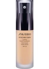 Shiseido Synchro Skin Lasting Flüssigkeits-Foundation LSF 20(30 ml) (verschiedene Farbtöne) - Neutral 1