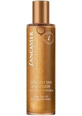 Lancaster After Sun Golden Tan Maximizer After Sun Oil After Sun Pflege 150.0 ml
