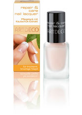 ARTDECO - ARTDECO Nail Care Repair & Care Lacquer Nagellack  10 ml Transparent - BASE & TOP COAT