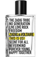 Zadig & Voltaire This is Us! Eau de Toilette (EdT) 100 ml Parfüm
