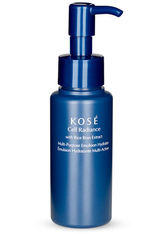 KOSÉ Cell Radiance Rice Bran Extract Multi-Purpose Emulsion Hydrator 75 ml Gesichtsemulsion
