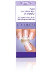 ARTDECO - ARTDECO Nail Care Whitener Classic Nagellack  10 ml Transparent - BASE & TOP COAT