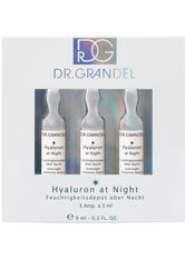 DR. GRANDEL - Dr. Grandel GmbH Hyaluron at Night Ampulle - SERUM
