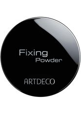 Artdeco Fixing Powder Puderdose Fixierpuder Transparent Finish
