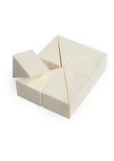 GA-DE - GA-DE Sponge Make Up Triangle 8tlg - MAKEUP SCHWÄMME