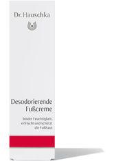 Dr. Hauschka Cremen & Pflegen 30 ml Fußcreme 30.0 ml