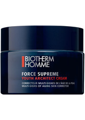 BIOTHERM HOMME - Biotherm Homme Force Supreme Youth Architect Crème 50 ml Gesichtscreme - TAGESPFLEGE