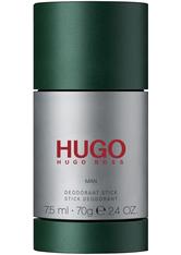 Hugo Boss Hugo Herrendüfte Hugo Man Deodorant Stick 75 ml